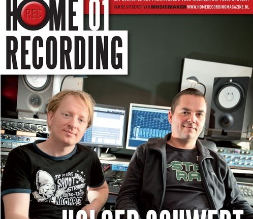 Home Recording Magazine